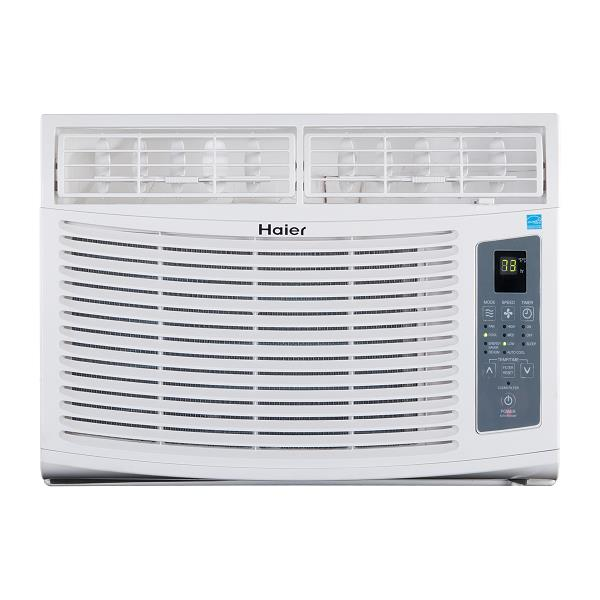 """The Haier Window AC.   Cools effectively even at 52 C because of its highly adaptable & powerful compressor.   It is powered by A PAM DC Inverter  """"A-PAM inverter technology is the upgrade of 180 sine wave inverter. it adopts additional mom - by Empire Airconditioning Pvt Ltd, Ahmedabad"""