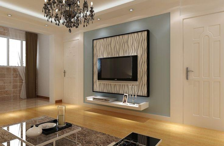"""Design is a plan for arranging elements in such a way as best to accomplish a particular purpose.""  We are there to help you to make better ‪#livingroom...  ‪#‎interiordesigns‬ - by Four Walls Interiors, Coimbatore"