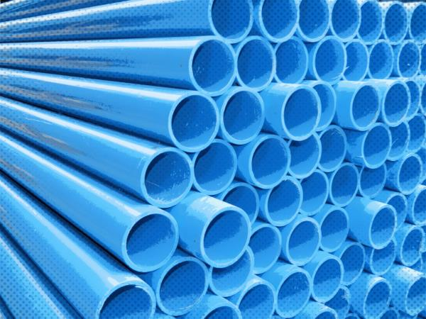 UPVC Plain Casing Pipes (IS: 12818-1992)