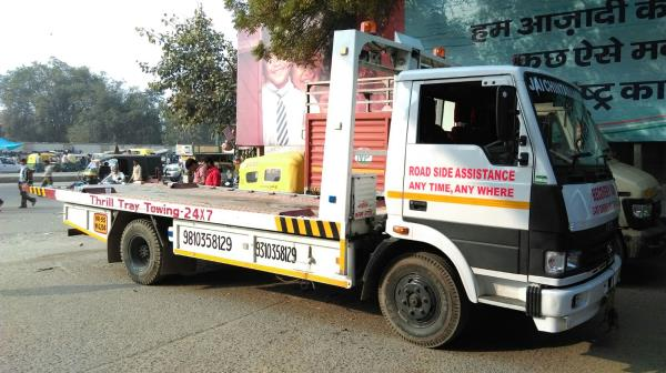 Jai Chintamani Crane Services   For 24*7  Call Breakdown Services In Gurgaon Or In Delhi NCR Contact Jai Chintamani Crane Services Delhi For More Details Contact US Now +91 9310358129  - by Jai Chintamani Cranes & Car Movers, New Delhi