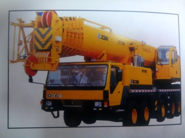 Jai Chintamani Cranes   We Provides Hydraulic Mobile Cranes on Hiring Bases And Provides Them According to Requisites of Customers , Before Providing Hydraulic Mobile Cranes We Check And Recheck It To Make Sure It Gives Flawless Performance - by Jai Chintamani Cranes & Car Movers, New Delhi