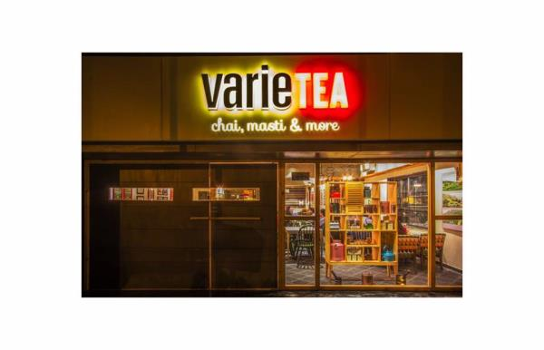 VarieTEA Lounge opens the doors for all the esteemed guests @ gulbai tekra road !!Cheers !! - by varieTea - chai, masti & more, Ahmedabad