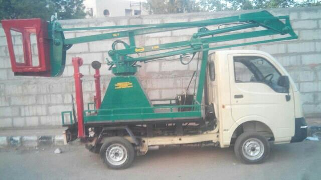 manufacture of hudrulic lift and hydraulic equipments in ahmwdabad. - by Tasmur, Ahmedabad