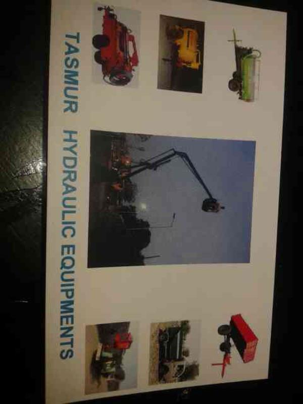 manufactutr of hydraulic traulic trauli in ahmedabad. - by Tasmur, Ahmedabad