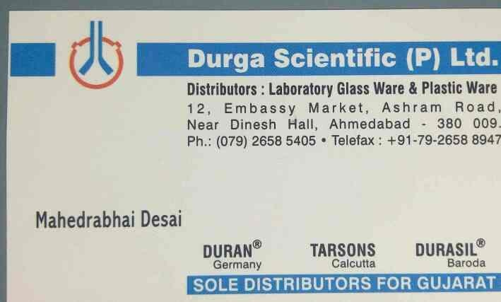 manufacturer of scientific instruments in ahmedabad