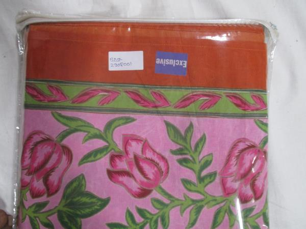 Heritage cotton bedsheet in jaipur rajasthan - by Vaibhav International, Jaipur