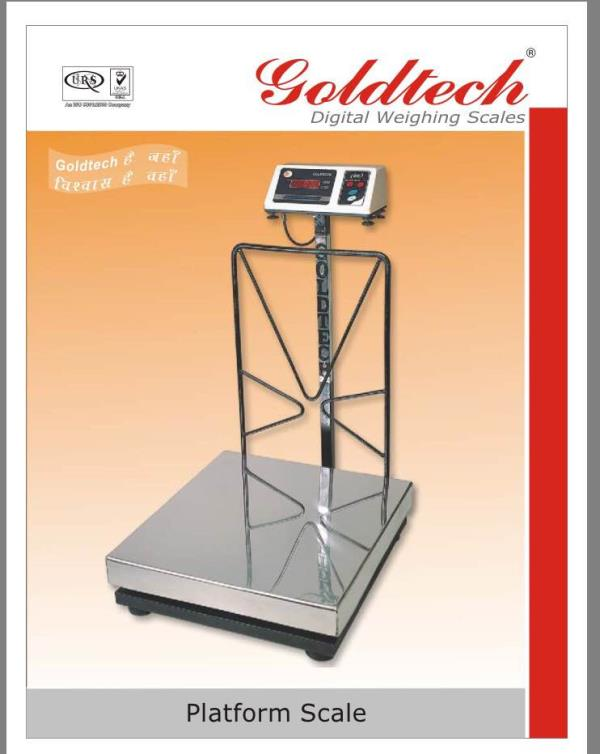 Heavy Duty scale available from 100kg to 500kg. Delivery available in Delhi n NCR.