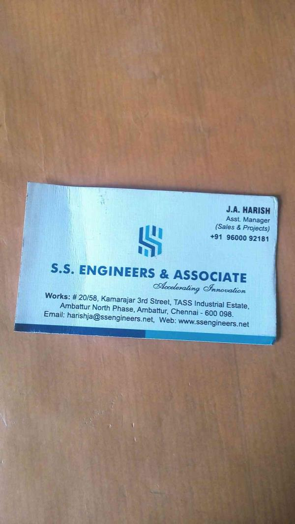 heavy duty storage system manufacturer in Chennai - by S.S. Engineers & Associate, Chennai