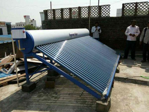 solar water heater  - by Bsenterprises, Bengaluru
