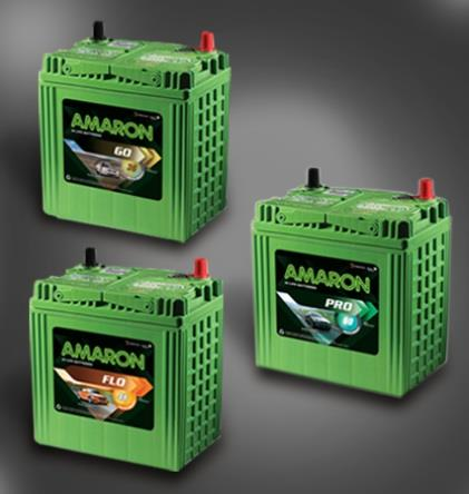 Amaron inverter batteries are compatible with any brand of inverters available in the market. When you buy an Amaron inverter battery, you enjoy a completely hassle-free experience as the battery uses a high heat resistant Calcium/ultra mod - by Omex Power System, Ajmer