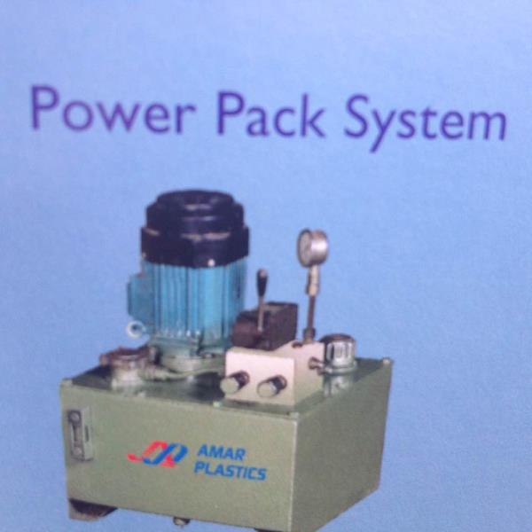 We are manufacturing power pack system  - by Amar Plastic, Gandhinagar