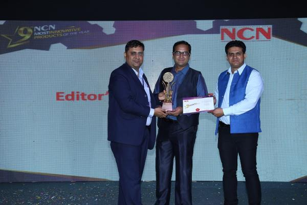 Thin Book - India's first laptop with 14.1 Laptop has received NCN Editorial Choice Award   NCN the leading IT magazine in India has awarded Thin Book as most stylish & Slim laptop in Budget Friendly category. The award has been received by Mr Saurabh Sureka ( Associate Vice President for Sales) & Asim Ali ( Regional Manager for Delhi)   In the Award Ceremony Saurabh Said