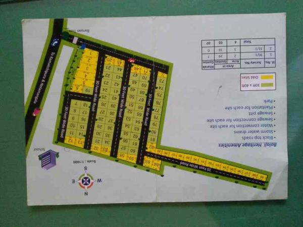 plot for sale in yehlanka  contact-9341319640 - by North Point Estates, Bangalore
