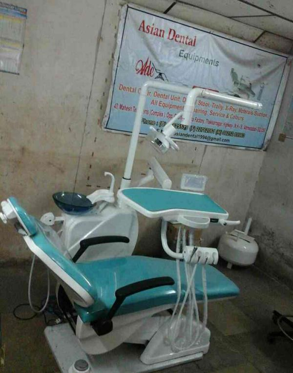 Asian Dental Equipments has wide range of Dental Equipments.We aremanufacturer of Dental Chair, Dental Unit, Dental Stool, Trolly and many more. - by Asian Dental Equipments, Ahmedabad