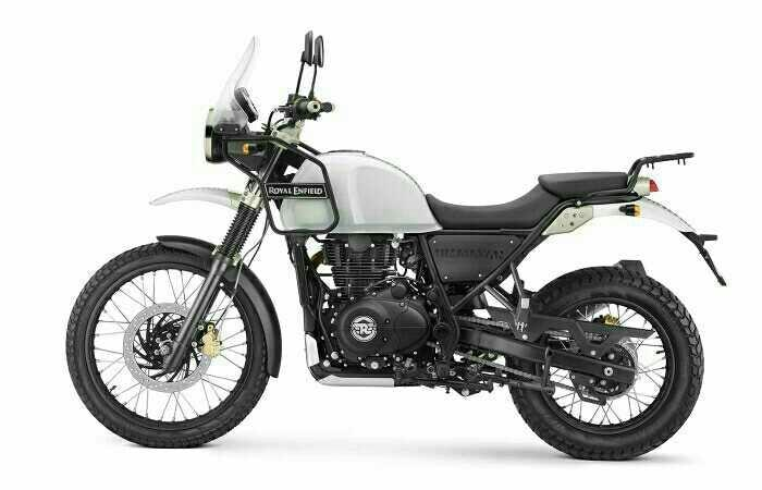 Himalayan Test Ride Available In  Royal Enfield Show Room At K.K. Nagar Madurai