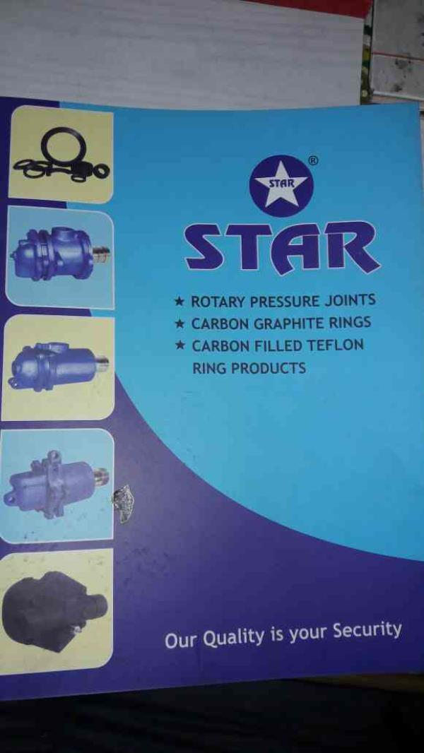 We Star Engineering Industries are the leading manufacturer of Rotary Pressure Joints, Carbon Graphite Rings, Carbon filled Teflon Ring Products, and Steam Trap.... - by Star Engineering Industries, Ahmedabad