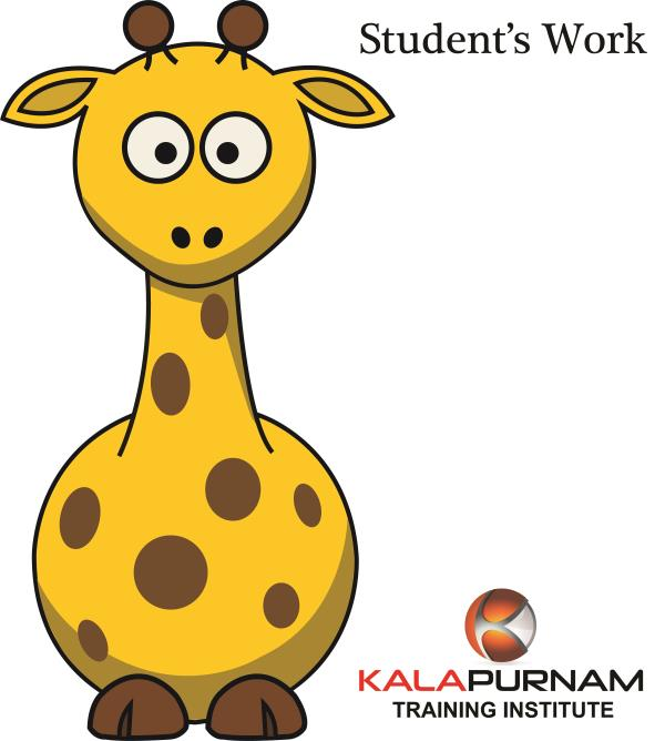 Kalapurnam institute a top notch #Animation Design #Institute, in Ahmadabad can support you to become an expert in Graphic Designing. Over the past 11 years we have helped thousands of students to achieve their goals in various industries. This creating Animation  is #Kalapurnam Student Works.