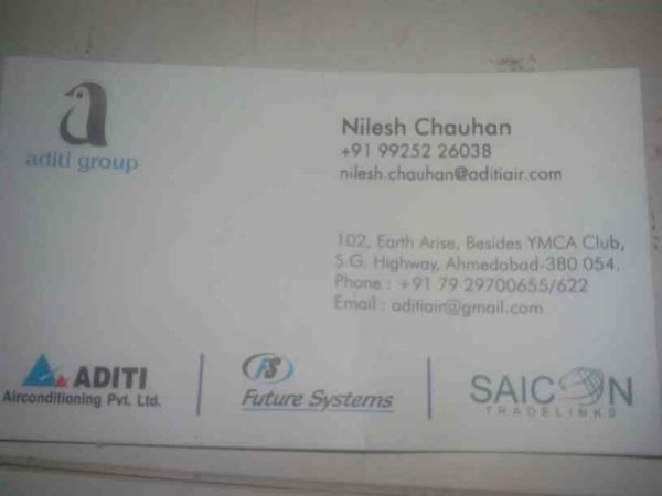 For any kind of a.c assistance pls contact. - by Aditi Group, Ahmedabd