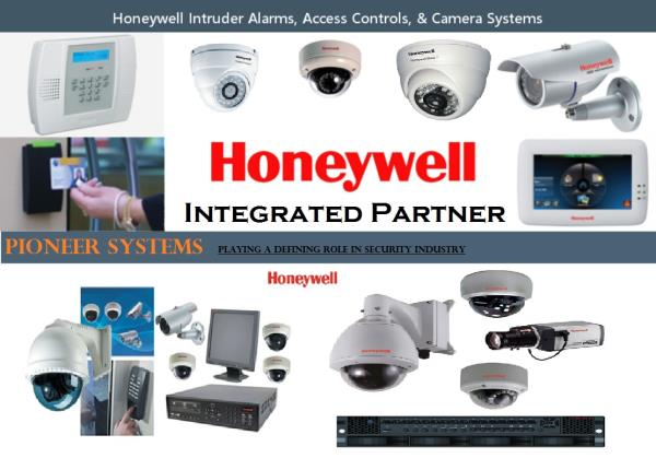 Honeywell Cctv Cameras Pioneer Systems Security