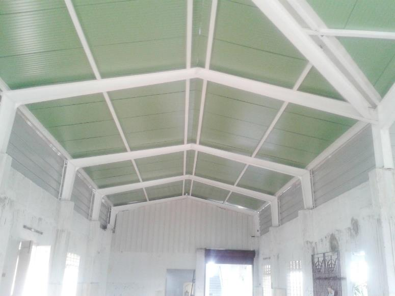 puf panels in chennai  puf panel contractors in chennai - by ROOTS FABS Pvt Ltd, Chennai