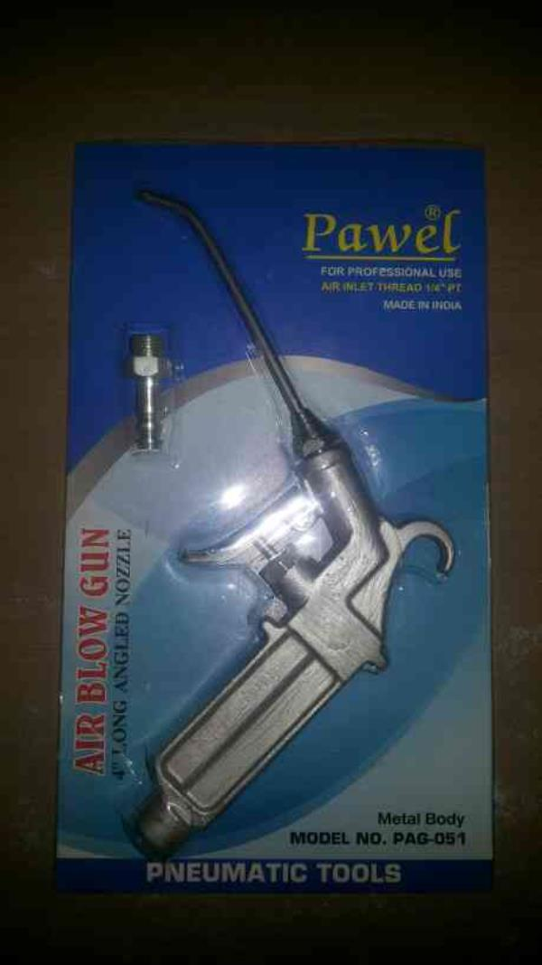 We are also manufacturer of Air Gun in metal body with wide ranges of varity at very competitive price in Rajkot.