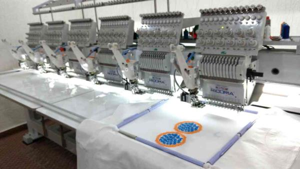 Embroidery Notion  Is Authorised Rooms Embroidery Machine Dealer In India