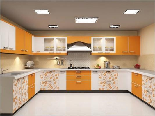 Genial Marine Plywood With Laminate By Pencil Interiors Modular Kitchen Design Is  Incomplete Without Proper Garnishing Of
