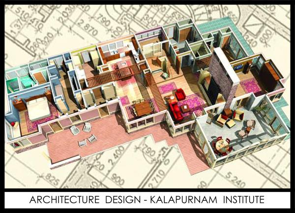 3D Architectural Design Visualization (ADV):-  The #3D Architectural Design Visualization (ADV) program will outline all the essential processes of Design Visualization with the industry's leading visualization tool sets like  3Ds Max, Revit,  Photoshop & hyper-realistic rendering solutions like Mental Ray & V-Ray. Design Visualization is used in industries such as #Engineering, Architecture, and Entertainment & Manufacturing. Visualization plays a big role at every stage in these industries. Exploring complex organic forms, studying how light interacts with the design, and validating a design for planning & public outreach are some of those.