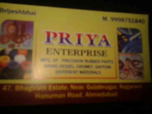 we are leding supplier of presition parts in ahmedabad. - by Priya Enterpriseahd, Ahmedabad