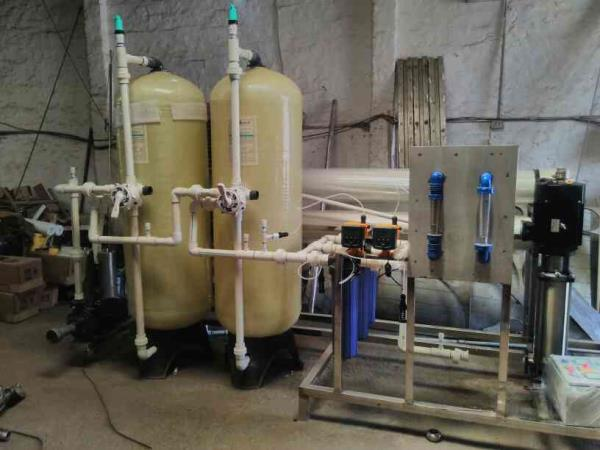 Reverse Osmosis unit 4000 liters per hour