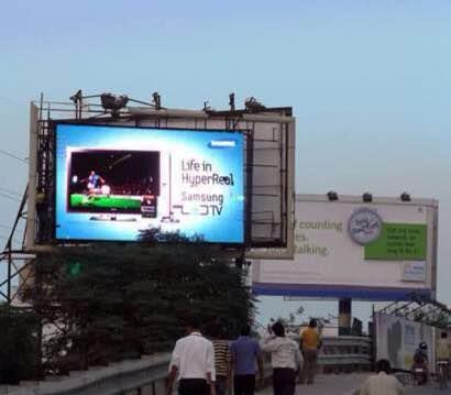 Digital hoarding manufacture in Ahmedabad Gujarat  - by Vishwas Glow Sign, Ahmedabad