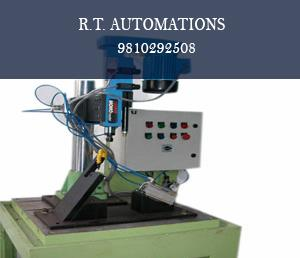 ROCKMAN DRILLING SPM:----SINGLE OR MULTI HEAD DRILLING/TAPPING SPMs ARE USED FOR ACHIEVING VERY HIGH PRODUCTIION RATES WITH DESIRED ACCURACY OF COMPONENTS..... more information visit our site...http://www.rt-automations.com/ - by R.T. AUTOMATIONS, Gurgaon