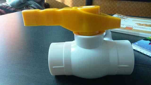 we are ledong supplier of upvc ball valves .foot valves. in ahmedabad - by Shree Ganesh Ahd, Ahmedabad