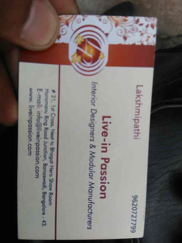 best interior designers in horamavu bangalore