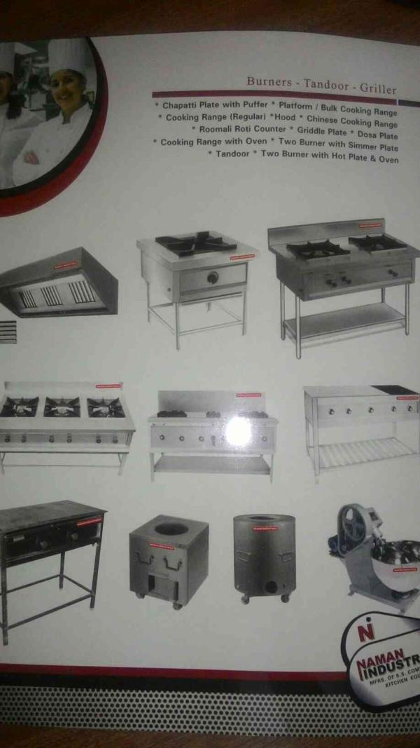 Naman Industries is top manufacturers of Commercial Kitchen - by Naman Industr, JAIPUR
