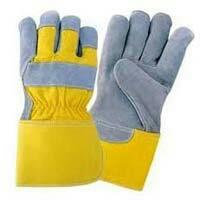 WORK GLOVES MANUFACTURER  - by AHMED ENTERPRISE , Kolkata