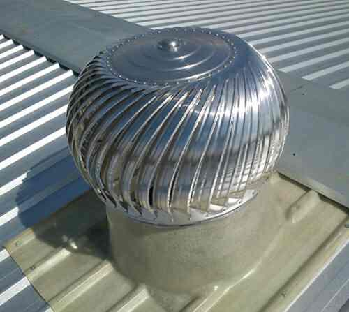 We are a leading manufacturer of Air Ventilators. We are located in Vadodara, Gujarat. - by Ambica Engineering Works, Vadodara