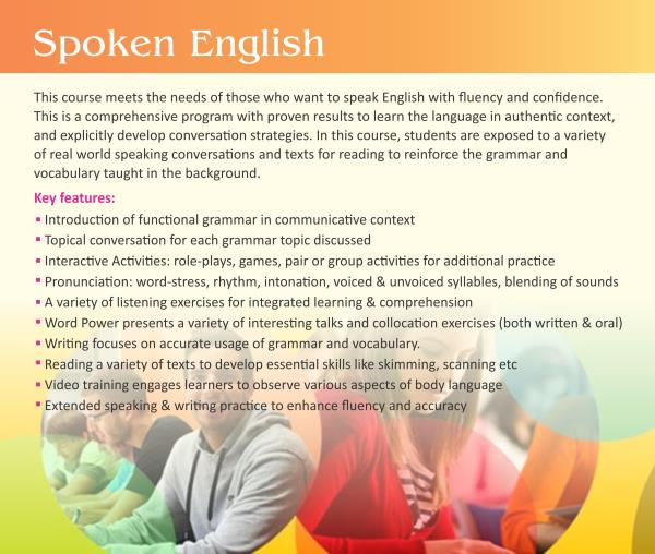 About Spoken English - by Ashoksir - IELTS Trainer, Ahmedabad