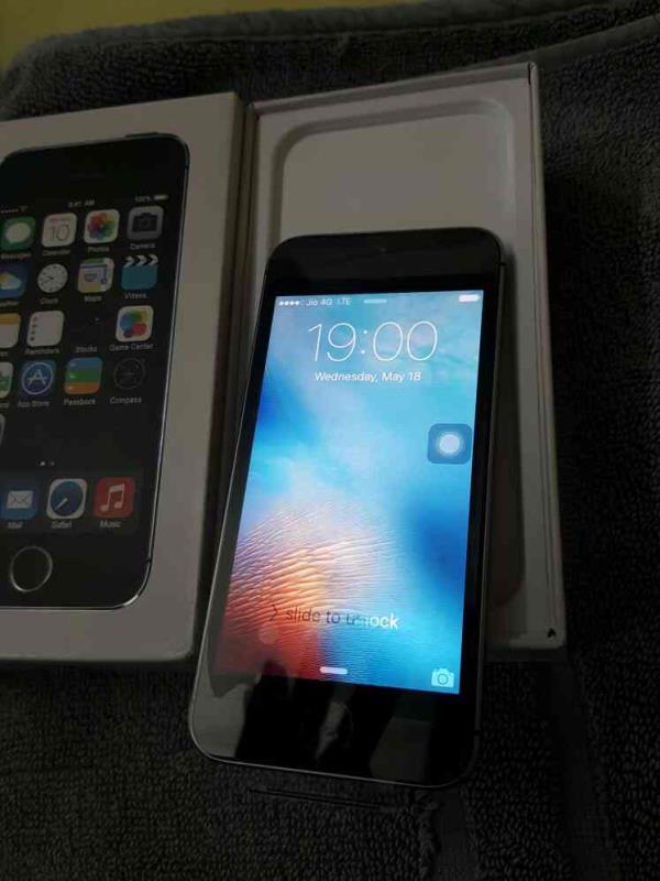 iphone 5s 64 GB best deals Gujarat  20500 fetriy unlock  - by Mobile Best Deals, Vadodara