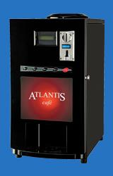 Atlantis cafe mini 2 option machine. its coffee machine can  makes a tea & coffee all brand tea powder you can make  easily, in machine.  - by Ayushi Services +919953926564 || Tea Coffee Vending Machine || Water Dispenser, New Delhi