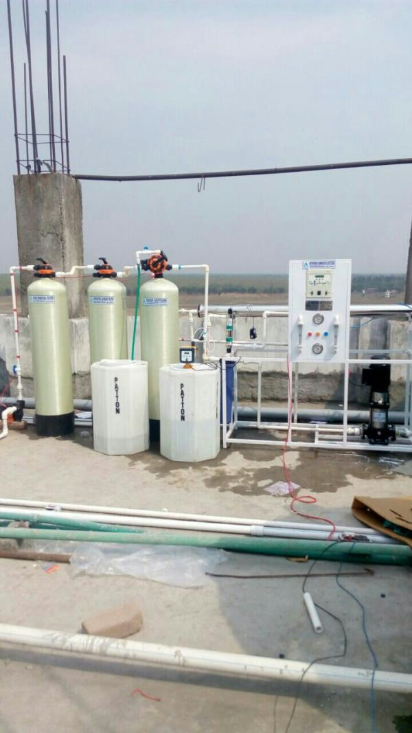manufacturer of Reverse Osmosis system for haemo dialysis unit in india