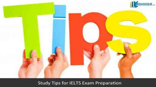 IELTS Tips - by Ashoksir - IELTS Trainer, Ahmedabad