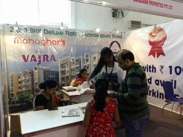 2/3 bhk/apartments ready to move with affordable price!!!!!    www.Mahaghar.co.in