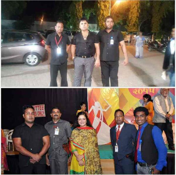 KHAKI SECURITY Services Pvt Ltd provided and protected Member of parliament Government of India Poonamben maadam at Jamnagar Event. we are best security agency in ahmedabad as well as Gujarat. Our Registered office is in Ahmedabad. Our comp - by Khaki Security Services Pvt Ltd, Ahmedabad