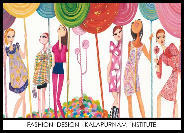 Kalapurnam Institute of  #Fashion and #Designing is among the most sort-after fashion design institute in #Ahmadabad. The institute offers well-tailored fashion designing courses for students and professionals alike, who aspire to carve a niche in the fashion business.     #Kalapurnam Institute of Fashion & Designing offers students a curriculum that is industry aligned and provides participants with the technical knowledge and understanding to resolve aspects in the fashion designing and communication. The approach in the fashion designing courses that our institute offers is creative, artistic, intuitive as well as technical in design.