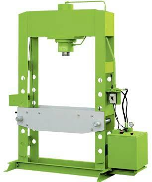 We are a leading supplier of Hydraulic press in Ahmedabad, Gujarat. - by Nikka Instrumentation, Vadodara