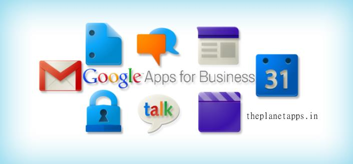 The Planet is a leading google apps reseller in India. We have lots of satisfied users of google apps in India. We provide the best google apps ......for more information visit our site....http://theplanetapps.in/  google authorized reselle - by Google Authorised Reseller in india | 011- 42333793, Delhi