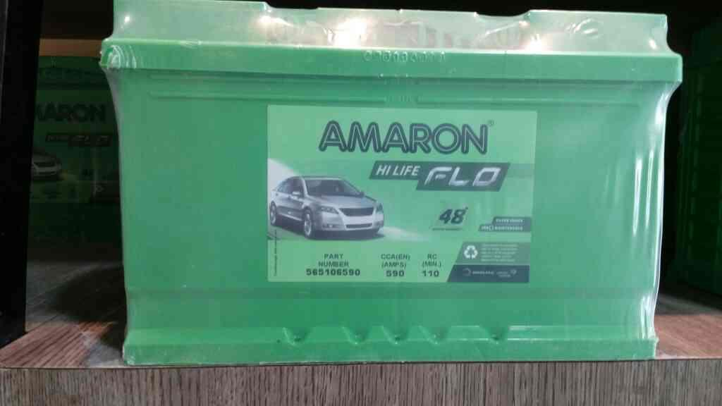 "This marvelous battery FLO DIN 65 rating 12 volt 65 Ah is meant for Maruti's most successful model Swift diesel and Swift Desire Diesel .Flo DIN 65 is coming with FOUR years warranty, two years free replacement warranty and two years prorat - by JAY MATAJI ENTERPRISE"" AMARON FRANCHISEE"", Ahmedabad"