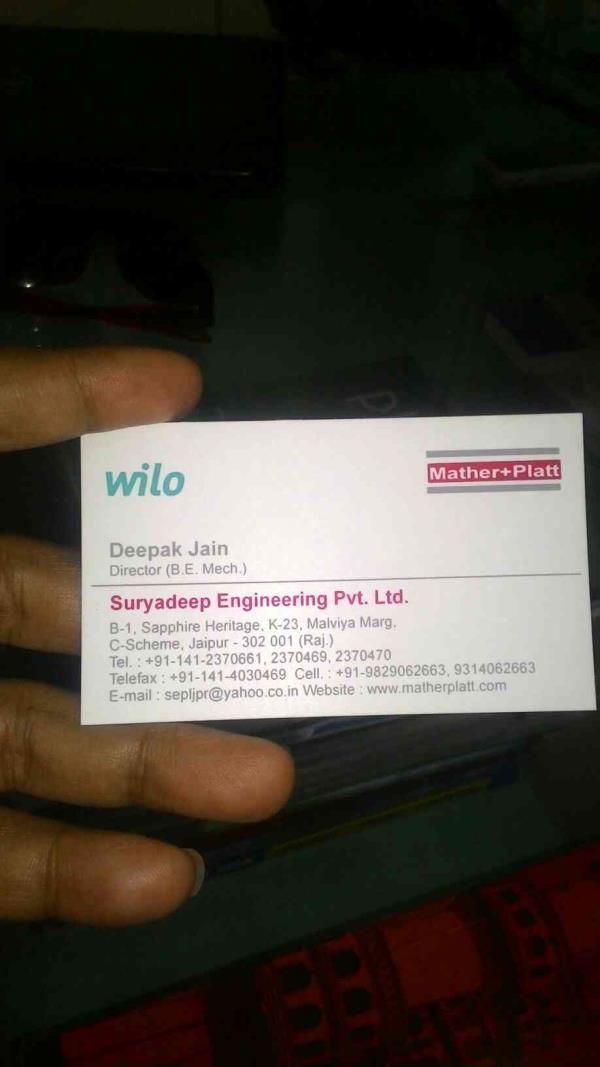 pump manufacturer in jaipur   we are distributor of water pumps in rajasthan           - by Suryadeep Engineering, Jaipur