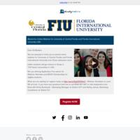 Apply for University of Central Florida and Florida International University https://t.e2ma.net/cshare/inbound/f/zo46l/1dda2adea6c528c8bfd05b4c24e74646